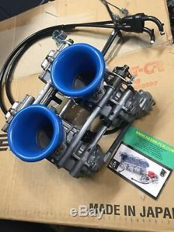 Keihin FCR 39 Flat Slide Carburetor kit Ducati Monster 900 750 M900 M750