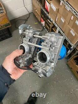 Keihin FCR 39 FlatSlide Carburetors Ducati 750 900 Monster Supersport Superlight