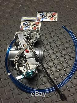 Keihin FCR 39 Flatslide Carburetor FCR39 KTM XR DR KLX KLX400 DRZ 400S 400S 400E