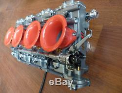 Keihin FCR 39 Flatslide Carburetor Suzuki GSXR 750 1100 OIL ZRX BANDIT KATANA GS