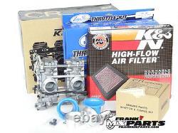 Keihin FCR 39 carburetor kit Ducati 750 900 Monster Supersport flatslide racing