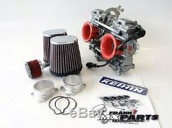 Keihin FCR 39 carburetor kit Triumph Bonneville Thruxton flatslide racing NEW