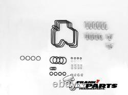 Keihin FCR 39 flatslide racing carburetor rebuild kit #1 Kawasaki ZXR 750 o-ring