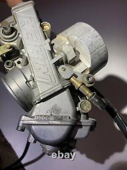 Keihin FCR 41 FVKD Carb carburettors Race Flat Slide