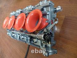 Keihin FCR 41 Flatslide Carburetor / Dragbike AHRMA GS GSXR ZRX Z1 KZ1000 CB XJR