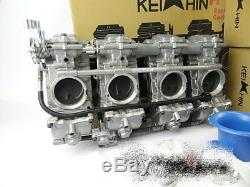 Keihin FCR 41 flatslide racing carburetors 1996-2003 Kawasaki ZX750 Ninja ZX-7R