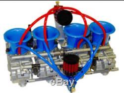 Keihin FCR Flatslide Carburetor Flo-Commander FZR CBR ZRX GSXR OWO1 R1 R6 ZX7 FZ