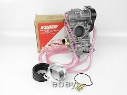 Keihin FCR MX 39 flatslide pumper carburetor Suzuki DRZ 400 400S 400SM DR-Z400