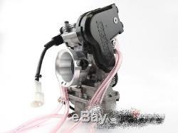 Keihin FCR MX 41 flatslide carburetor with choke hotstart TPS R&D FlexJet NEW