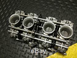 Keihin Fcr 33 Flatslide Carburetors Yzf R6 Fzr Zx6 Zxr Zx400 Cbr600 Cbr F2 F3 F4