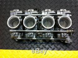 Keihin Fcr 39 Flats Slide Carburetors / Kawasaki Zxr Zx7r Zx-7 Ninja Zx7rr Zx7-r