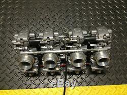 Keihin Fcr 39 Flatslide Carburetors Suzuki Gsxr 750 1100 Water Cooled Gsxr 1100w