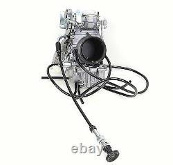 MIKUNI TM FLAT SLIDE CARBURETOR 36MM WithACCELERATOR PUMP TM36-68 MC Honda