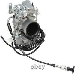 MIKUNI TM FLAT SLIDE CARBURETOR 40MM WithACCELERATOR PUMP (TM40-6) 40 mm 1002-0045