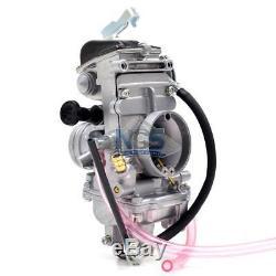 Mikuni 33mm Accelerator Pump Pumper Flat Slide Performance Carburetor TM33-8012