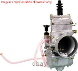 Mikuni 38mm Flat Slide TM Series Carburetor Smooth Bore Design TM38-85