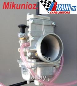 Mikuni Carburetor, TM34-2 Flatslide 34mm TM Carb