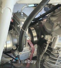 Mikuni Carburetor TM38 Flatslide Kit for Honda NX650