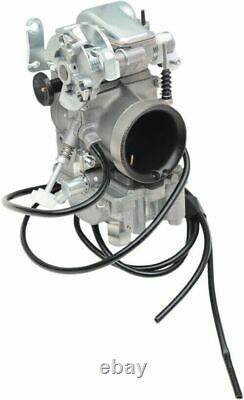Mikuni Geniune TM 36 mm Flat Slide Smoothbore Carb Carburetor Accelerator Pump