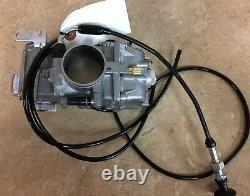 Mikuni Geniune TM40mm TM 40mm 40 mm Flat Slide Smoothbore Carb Carburetor TM40-6