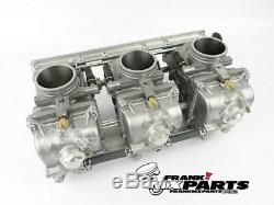Mikuni RS 36 flatslide carburetor kit Triumph Triple Adventurer Trident UPGRADE