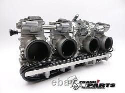 Mikuni RS 36 flatslide racing carburetors Honda CB 900 1100 / 900F 1100F NEW