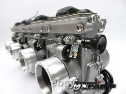 Mikuni RS 36 flatslide racing carburetors kit water-cooled Suzuki GSXR 750 1100