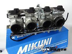 Mikuni RS 38 flatslide racing carburetors Kawasaki ZRX 1100 1200 ZEPHYR NEW