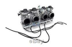 Mikuni RS High Performance 40mm Flat Slide Pumper Carburetor Carb Rack RS40-D1-K