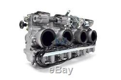 Mikuni RS Performance 34mm Flat Slide Pumper Carburetor Carb Rack RS34-D21-K