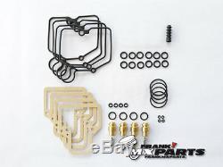 Mikuni RS racing carburetor rebuild kit 2 / 34 36 38 40 repair flatslide NEW