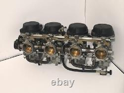 Mikuni RS34-D21-K 34mm RS Radial Flat Slide Carburetors 2003 Suzuki Bandit 1200