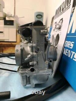 Mikuni RS38-D19-K 38mm RS Radial Flat Slide Carburetors Carb Smoothbore dragbike