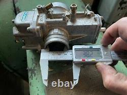 Mikuni SudCo 38mm TM TMX Flat Slide Carburetor Carb Two Stroke