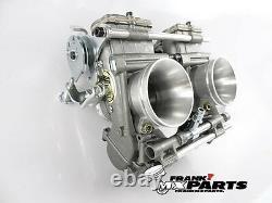 Mikuni TDMR 40 flatslide racing pumper carburetor Ducati 750 900 SuperSport SS