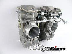 Mikuni TDMR 40 flatslide racing pumper carburetor kit Ducati 900 Monster TMR