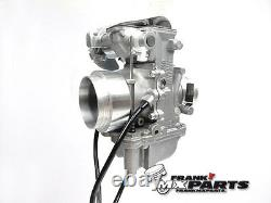 Mikuni TM 36 flatslide racing carburetor Yamaha YFM 350 WARRIOR UPGRADE KIT