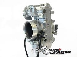 Mikuni TM 40 flatslide pumper carburetor Suzuki DR-Z400 / TM40 DRZ 400 NEW