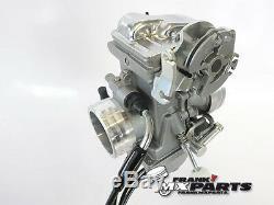 Mikuni TM 40 flatslide pumper carburetor kit #1 Honda XR 650 650R UPGRADE KIT