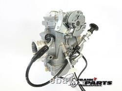 Mikuni TM 40 flatslide pumper carburetor kit #2 Honda XR 650 650R UPGRADE KIT