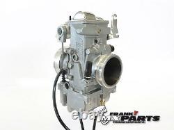 Mikuni TM 40 flatslide pumper racing carburetor KTM 640 NEW UPGRADE KIT