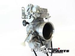 Mikuni TM 40 flatslide racing carburetor KTM 640 NEW UPGRADE KIT