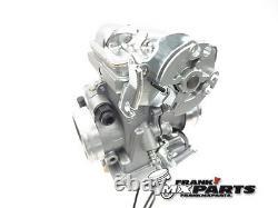 Mikuni TM 40 flatslide racing carburetor Kawasaki KLX 650 NEW UPGRADE KIT