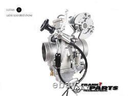 Mikuni TM 40 flatslide racing carburetor / TM40 upgrade kit GENUINE MIKUNI