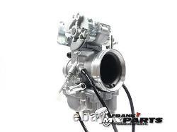 Mikuni TM 40 flatslide racing carburetor kit #2 Honda NX 650 Dominator UPGRADE