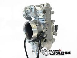 Mikuni TM 40 flatslide racing pumper carburetor Kawasaki KLX 400 KLX400 NEW