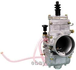 Mikuni TM24-8001 Flat Slide TM Series Carburetor, 24mm