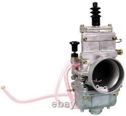 Mikuni TM38-85 Flat Slide TM Series Carburetor, 38mm