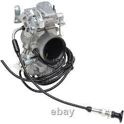 Mikuni TM40-6 TM Series Flat Slide Carburetor (TM40-6), 40mm