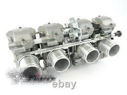 Mikuni TMR 40 flatslide racing carburetors air/oil-cooled Suzuki GSX-R 750 1100